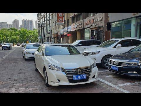 Тойота Краун левый Руль из Китая! Авторынок Зеленый угол! б/у авто из Японии Дром ру авто!