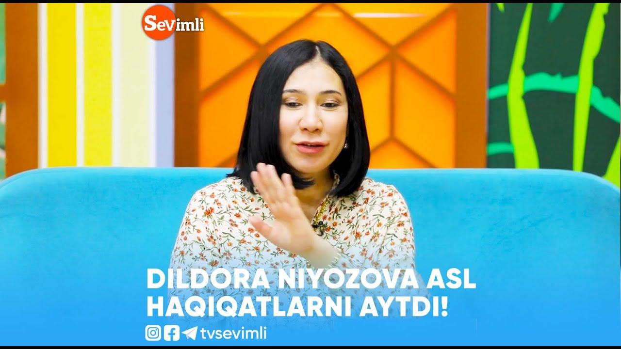 DILDORA NIYOZOVA ASL HAQIQATLARNI AYTDI!