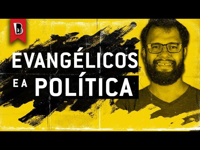 A disputa política do movimento evangélico | HENRIQUE VIEIRA