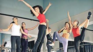 Современные танцы мастер класс видео