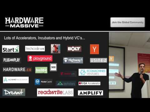 How Hardware Entrepreneurs Can Leverage Incubators and Accelerators | Ted Kraus