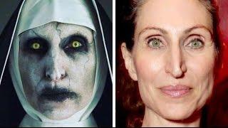 7 Wajah Asli Tokoh Film Horor Dunia