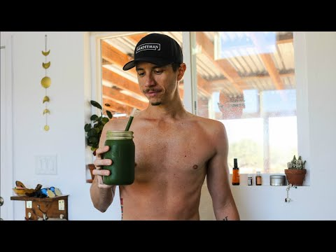 WHAT MY VEGAN HUSBAND EATS IN A DAY