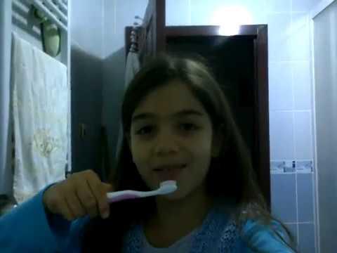 Rabia Gece yatmaya Hazırlanıyor VLOG Sihirli TV RFY