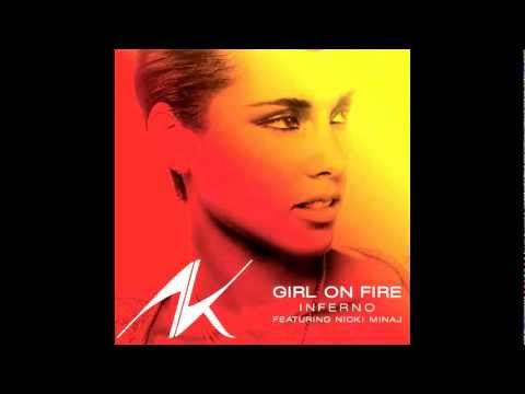 Alicia Keys feat. Nicki Minaj - Girl On Fire (Inferno Version)