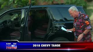 2018 Chevy Tahoe