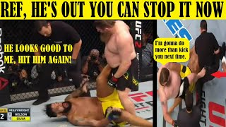 Top 10 Fighters Who Didn't Want to Hit a K.O.d Opponent