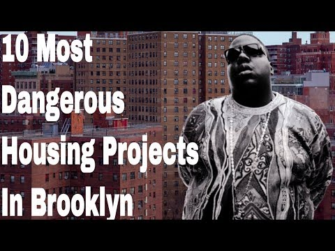 10 Most Notorious Housing Projects In Brooklyn (Part 2)