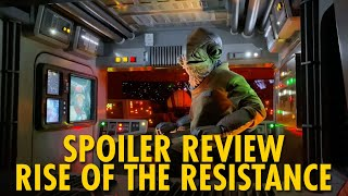SPOILERS - First Impressions of Rise of the Resistance at Star Wars: Galaxy's Edge