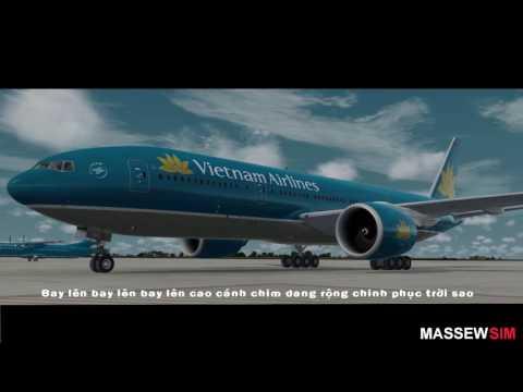 VIETNAM AIRLINES - BAY LÊN VIỆT NAM - PHIÊN BẢN MÔ PHỎNG