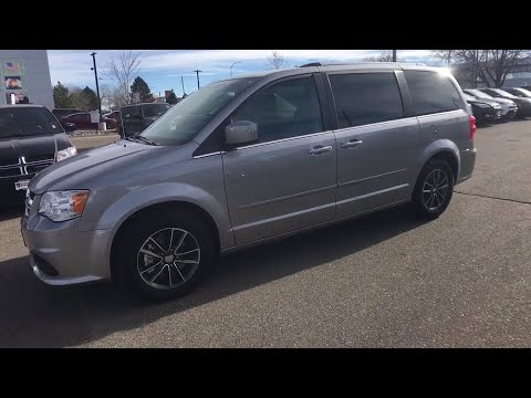2017 Dodge Grand Caravan Denver, Littleton, Aurora, Parker, Colorado Springs, CO 10167