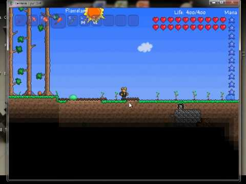How To Plant A Tree In Terraria