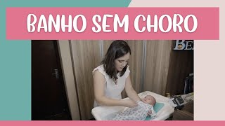 Como dar banho no bebê | Manual do Recém-Nascido