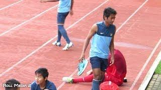 Timnas U19 Pada Ganteng-ganteng, Pasang Sepatu dan Siap Berlatih
