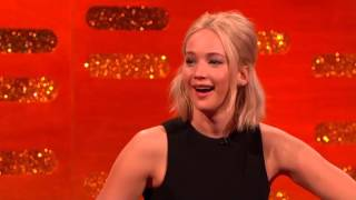 The Graham Norton Show S18E13 Jennifer Lawrence, Eddie Redmayne, Will Ferrell, Mark Wahlberg