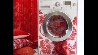 Смотреть видео как стирать шторы в стиральной машине