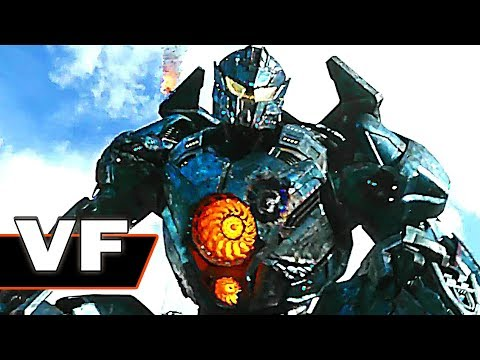PACIFIC RIM 2 - NOUVELLE streaming VF (2018)