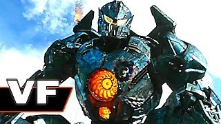 PACIFIC RIM 2 - NOUVELLE Bande Annonce VF (2018) streaming