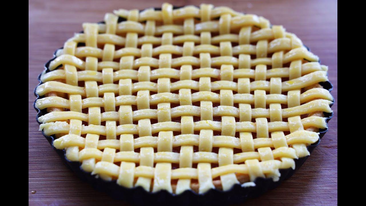 【水蜜桃派】孩子點名要吃它,香甜酥脆,吃壹次饞壹次,比買的還香!
