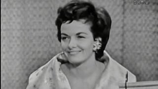 What's My Line? - Joseph L. Mankiewicz; Jane Russell; Steve Allen [panel] (Nov 18, 1962) thumbnail