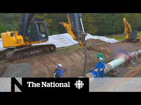 Trudeau says Trans Mountain pipeline will be built