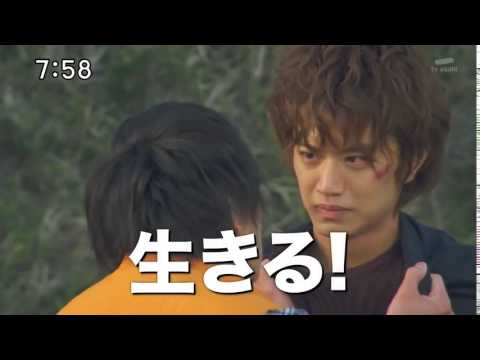 平成ライダー対昭和ライダー 仮面ライダー大戦 feat スーパー戦隊 TVCM9 HD