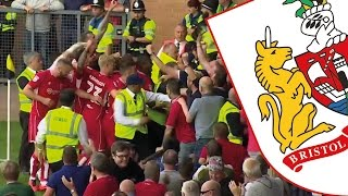 Highlights: Burton Albion 1-2 Bristol City