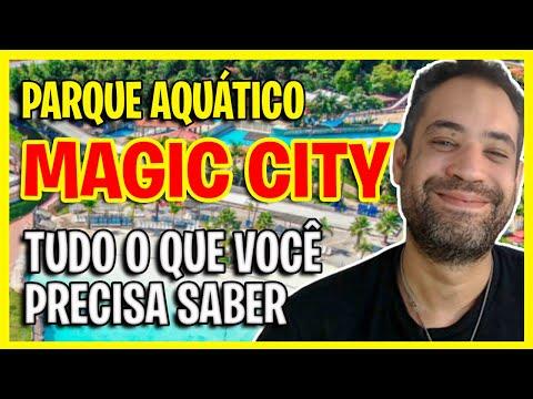 MAGIC CITY PARQUE AQUÁTICO! COMO CHEGAR, VALOR DO INGRESSO, O QUE FAZER NO MAGIC CITY?