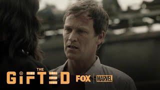 Reed Tells John He's Manifesting Powers | Season 2 Ep. 4 | THE GIFTED