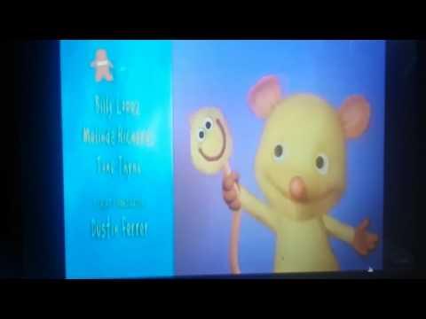 Nick Jr. UK Piper O' Possum COLLECTION