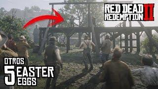 OTROS 5 Easter Eggs menores pero perrones - Red Dead Redemption 2 - Jeshua Games