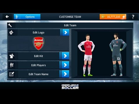 How To Change All Team Logo in Dream League Soccer 2019 ● NO ROOT.