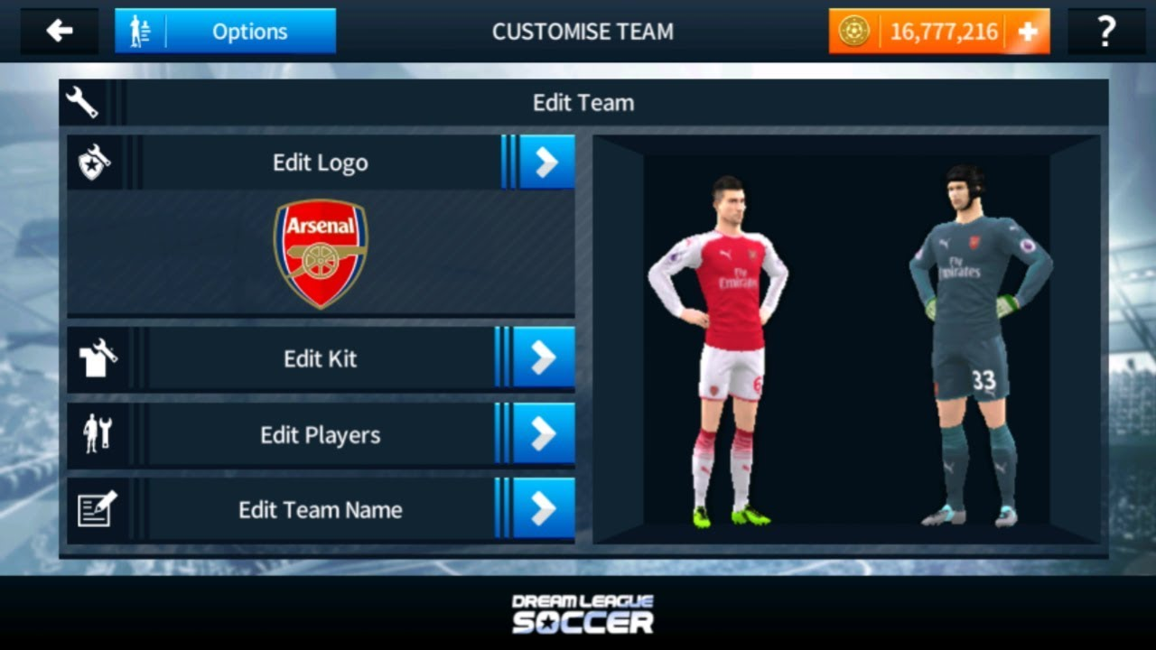 Url para dream league soccer kits | Dream League Soccer