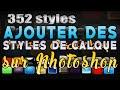 [TUTO] Ajouter des Styles de Calque sur Photoshop !