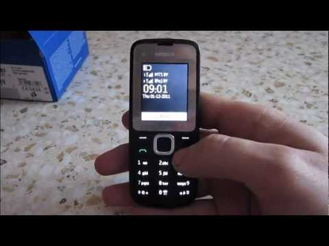 nokia c2 00 original dual sim unboxing and review youtube. Black Bedroom Furniture Sets. Home Design Ideas