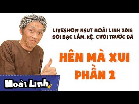Liveshow NSƯT Hoài Linh 2016