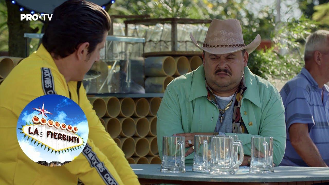 Download Las Fierbinți - Bobiță i-a prins pe Giani și Dorel la bar la Bulgaroo