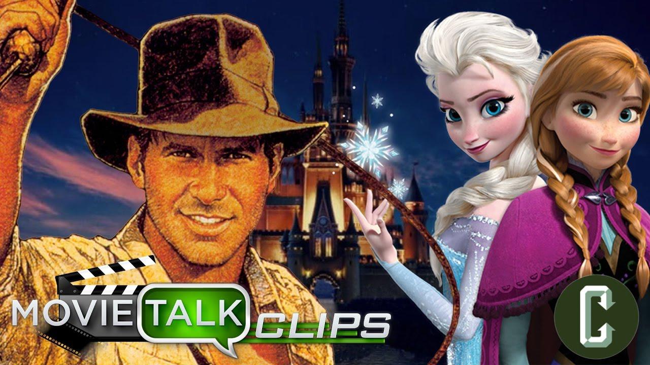 Disney Moves 'Indiana Jones 5,' Dates 'Frozen 2' – Collider Video