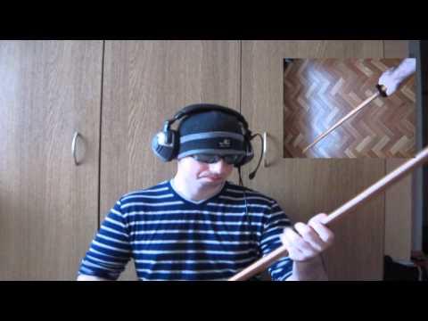 Макет японского меча катаны - Боккэн (Боккен)