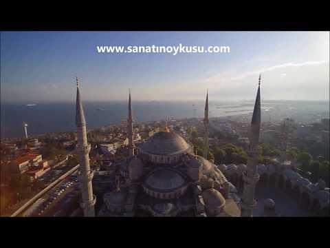 1 Dakikada Sultanahmet Cami- İstanbul