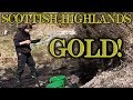 Gold Prospecting in Scotland
