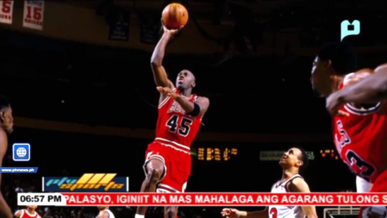 xriqha TUKLAS-SPORTS: Michael Jordan, napilitang magsuot ng #12 jersey
