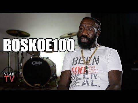 Boskoe100 on Tekashi 6ix9ine Telling People to Test His Gangster (Part 4)