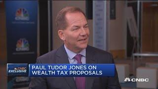 Tudor Jones: Bullish on U.S. stock market