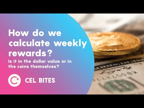 How do you calculate weekly rewards? - CEL Bites