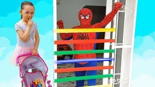 Marvel Avengers Infinity War Superhero Surprise Eggs with Toys pretend play fun kid video