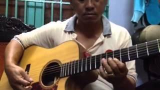 Đường xưa lối cũ ( hòa tấu guitar  Lâm - Thông )