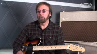 jerry donahue talks about his first choice in guitar amplification the vox ac30 ac15
