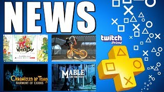 PS PLUS FREE Games Changed - 4 FREE Games - NEW PS4 Games Sale & Deals (Gaming & Playstation News)
