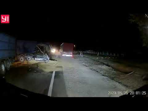 Новости-N: Видео ДТП и дороги Николаева и области: трасса Н-11, Виноградовка